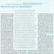 Recruitainment