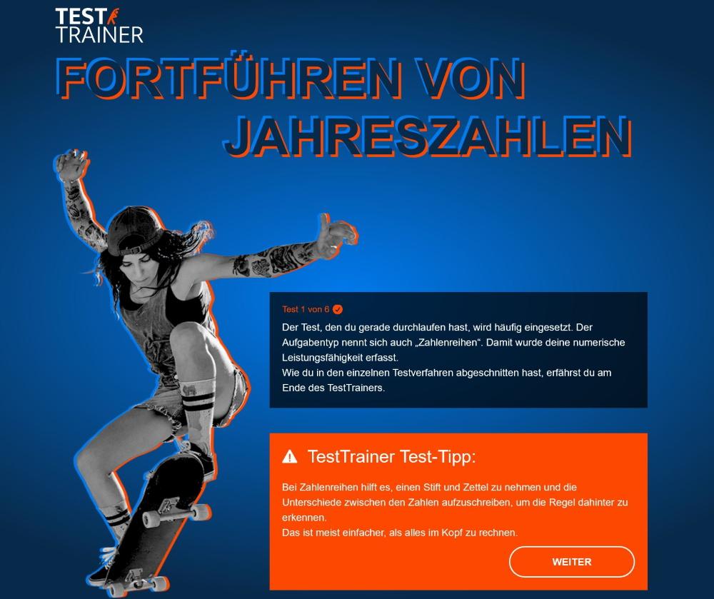 Tipp Online-Test